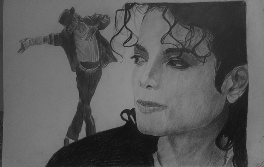 Michael Jackson by g1adina87